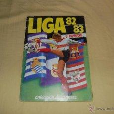 Álbum de fútbol completo: ALBUM COMPLETO LIGA ESTE 82 83 1982 1983 CON VERSION IMPOSIBLE DE MARADONA. Lote 53817862