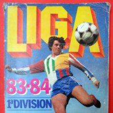 Álbum de fútbol completo: ALBUM FUTBOL, LIGA 1983 1984 , 83 84 , COMPLETO , EDICIONES ESTE , ORIGINAL , FF. Lote 54000023