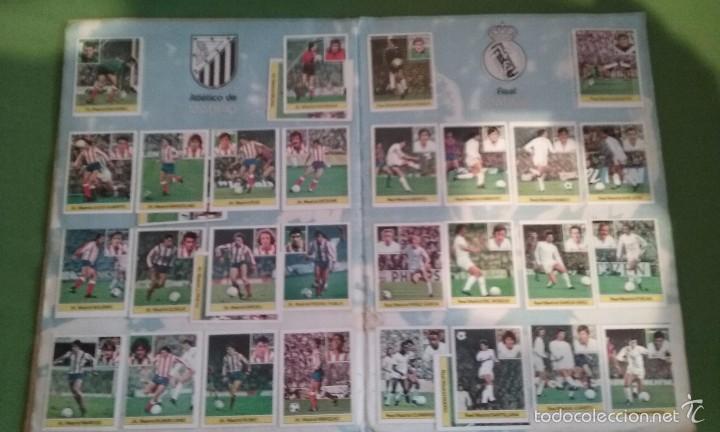 Álbum de fútbol completo: ÁLBUM COMPLETO CROMOS LIGA 81-82 - Foto 8 - 55108392