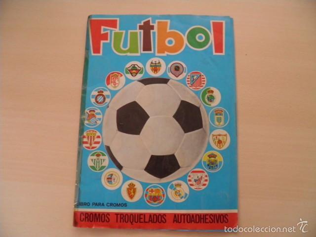ALBUM MAGA DE FUTBOL (Coleccionismo Deportivo - Álbumes y Cromos de Deportes - Álbumes de Fútbol Completos)