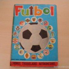 Álbum de fútbol completo: ALBUM MAGA DE FUTBOL. Lote 55382860