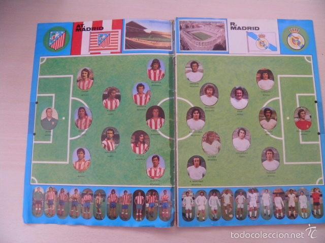 Álbum de fútbol completo: ALBUM MAGA DE FUTBOL - Foto 2 - 55382860