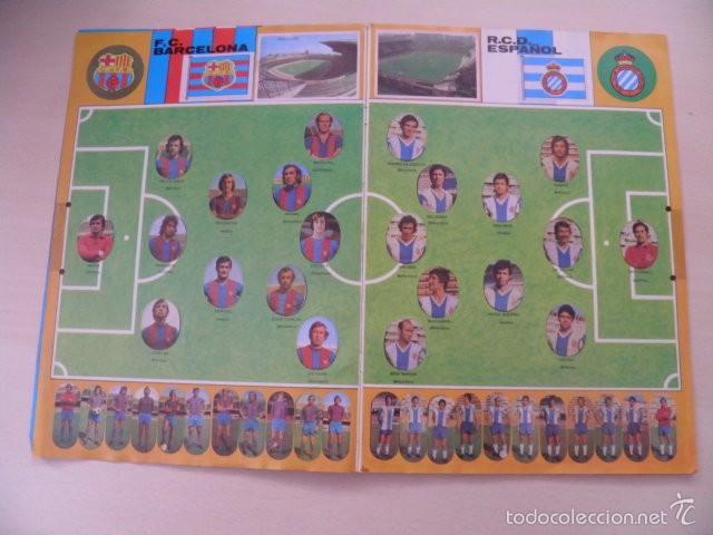 Álbum de fútbol completo: ALBUM MAGA DE FUTBOL - Foto 3 - 55382860