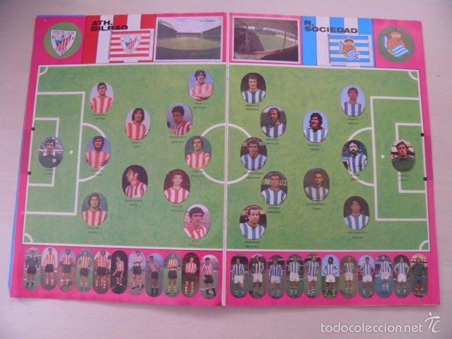 Álbum de fútbol completo: ALBUM MAGA DE FUTBOL - Foto 4 - 55382860