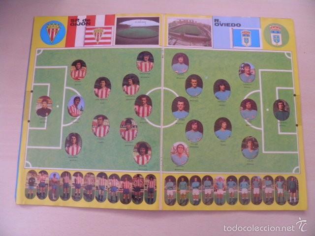 Álbum de fútbol completo: ALBUM MAGA DE FUTBOL - Foto 5 - 55382860
