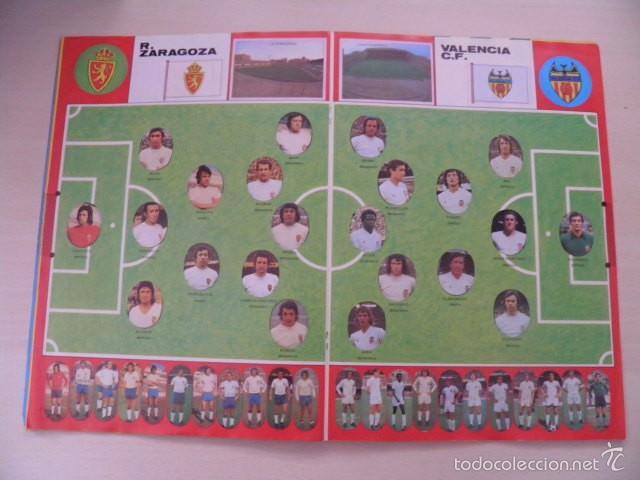 Álbum de fútbol completo: ALBUM MAGA DE FUTBOL - Foto 6 - 55382860