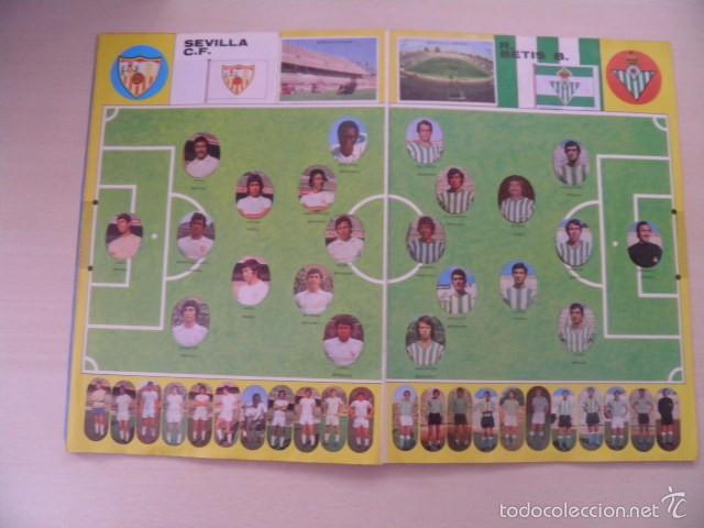 Álbum de fútbol completo: ALBUM MAGA DE FUTBOL - Foto 7 - 55382860