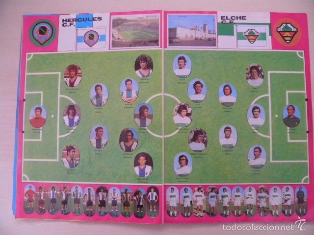 Álbum de fútbol completo: ALBUM MAGA DE FUTBOL - Foto 8 - 55382860