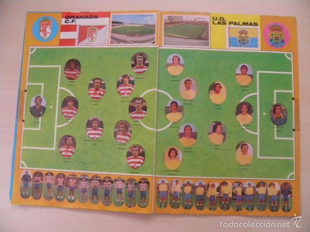 Álbum de fútbol completo: ALBUM MAGA DE FUTBOL - Foto 9 - 55382860