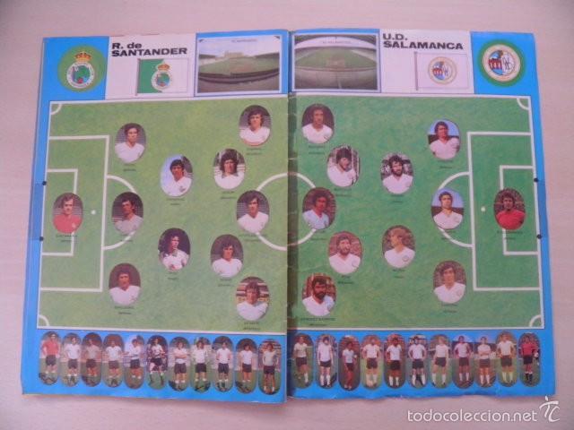 Álbum de fútbol completo: ALBUM MAGA DE FUTBOL - Foto 10 - 55382860
