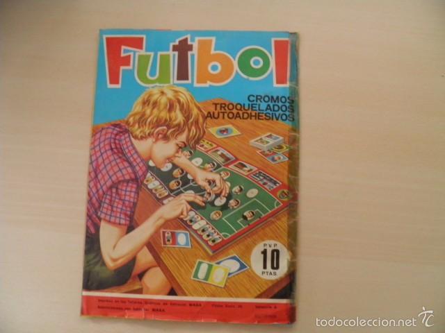Álbum de fútbol completo: ALBUM MAGA DE FUTBOL - Foto 11 - 55382860
