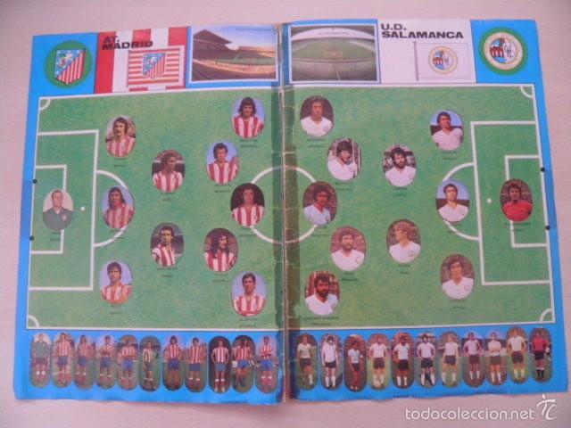 Álbum de fútbol completo: ALBUM MAGA DE FUTBOL - Foto 12 - 55382860