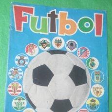 Álbum de fútbol completo: ÁLBUM FÚTBOL TEMPORADA 1975 / 1976 - CROMOS TROQUELADOS AUTOADHESIVOS - EDITORIAL MAGA - COMPLETO. Lote 55393022