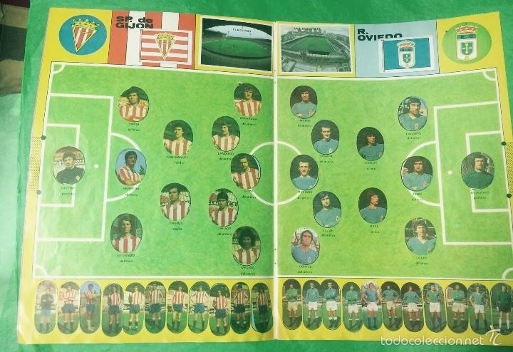 Álbum de fútbol completo: Álbum fútbol temporada 1975 / 1976 - cromos troquelados autoadhesivos - editorial maga - completo - Foto 7 - 55393022