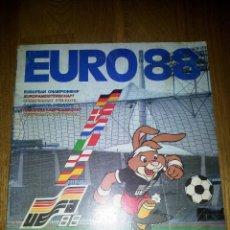Álbum de fútbol completo: EURO 88 EUROCOPA ALEMANIA 1988 COMPLETO. PANINI.. Lote 126755412