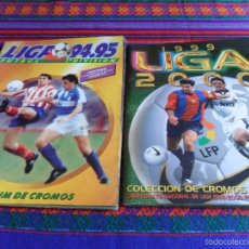 Álbum de fútbol completo: ESTE LIGA 94 95 1994 1995 MOACIR AMAVISCA Y 99 00 1999 2000 COMPLETO BUEN ESTADO CON MUCHOS COLOCA.. Lote 57012740