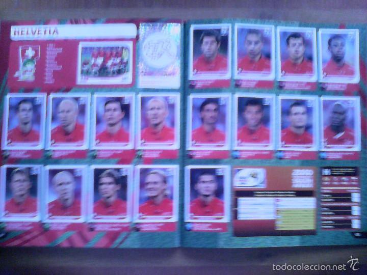 Álbum de fútbol completo: Album Fifa world cup SOUTH AFRICA Mundial Futbol 2010. Completo.Muy Buen estado. Panini - Foto 34 - 57448516
