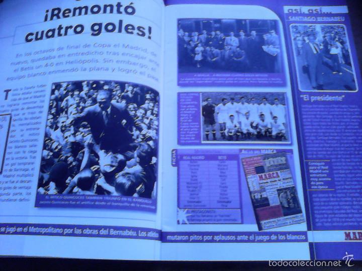 Álbum de fútbol completo: Real Madrid - El mejor equipo del mundo - MARCA COMPLETO BUEN ESTADO - Foto 2 - 57449206