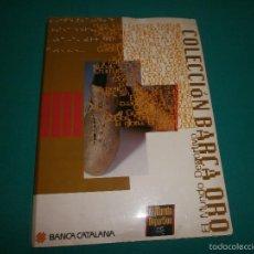 Álbum de fútbol completo: ALBUM COMPLETO COLECCION BARSA ORO . Lote 57511245
