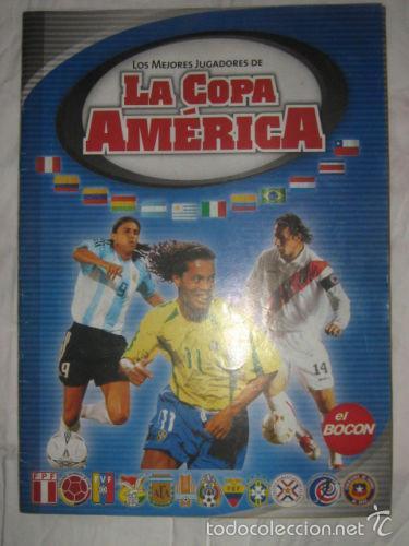 Album Cromos De La Copa América Perú 2004 100 Kaufen Vollständige
