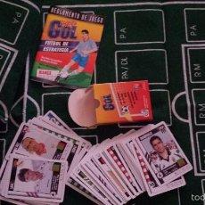 Álbum de fútbol completo: BARAJA DE CARTAS SUPER GOL, 94-95 MARCA. Lote 57828032