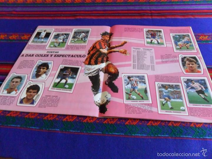 Álbum de fútbol completo: ESTRELLAS DE LA LIGA FÚTBOL 92 93 COMPLETO. PANINI. MUY BUEN ESTADO REGALO ESTE 83 84 Y 93 94. - Foto 2 - 57830404