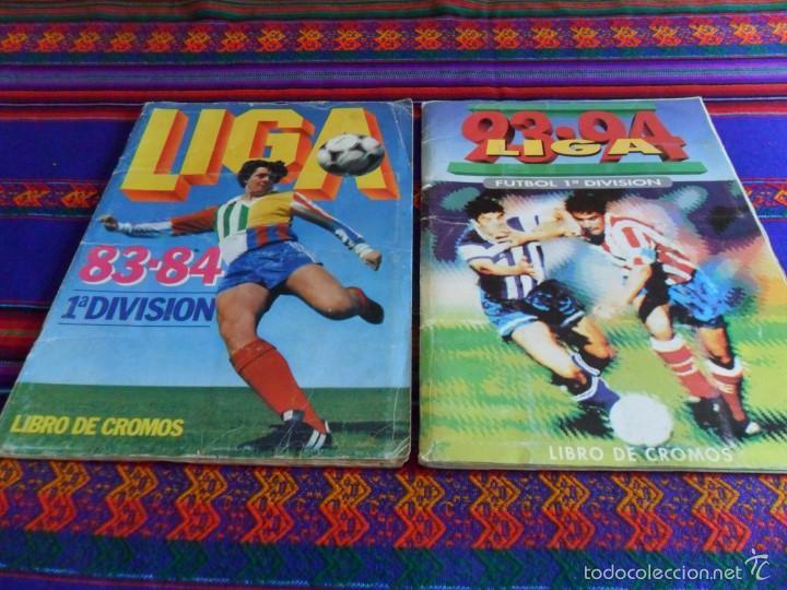 Álbum de fútbol completo: ESTRELLAS DE LA LIGA FÚTBOL 92 93 COMPLETO. PANINI. MUY BUEN ESTADO REGALO ESTE 83 84 Y 93 94. - Foto 3 - 57830404