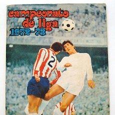 Álbum de fútbol completo: ALBUM 1972 1973 FHER DISGRA FUTBOL. CAMPEONATO DE LIGA 72 73. COMPLETO. 2 VERSIONES IRIBAR. Lote 48643348