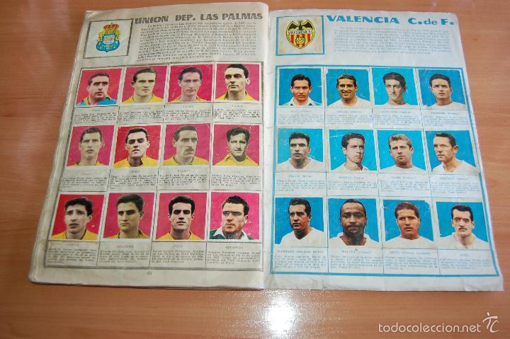 Álbum de fútbol completo: ALBUM CROMOS COMPLETO ESTRELLAS DEL FUTBOL E INDIOS Y PIONEROS CHOCOLATES DULCINEA - Foto 15 - 58117054