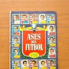 Álbum de fútbol completo: ASES DEL FÚTBOL - LIGA 1952-1953, 52-53 - EDITORIAL BRUGUERA - COMPLETO - VER FOTOS INTERIORES. Lote 58243204