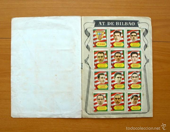 Álbum de fútbol completo: Ases del fútbol - Liga 1952-1953, 52-53 - Editorial Bruguera - COMPLETO - ver fotos interiores - Foto 2 - 58243204