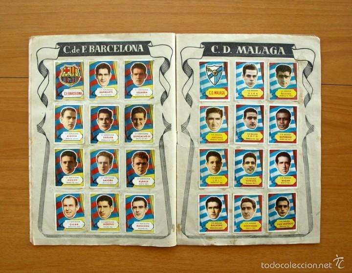 Álbum de fútbol completo: Ases del fútbol - Liga 1952-1953, 52-53 - Editorial Bruguera - COMPLETO - ver fotos interiores - Foto 4 - 58243204