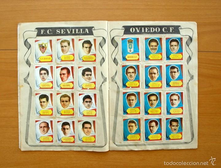 Álbum de fútbol completo: Ases del fútbol - Liga 1952-1953, 52-53 - Editorial Bruguera - COMPLETO - ver fotos interiores - Foto 5 - 58243204