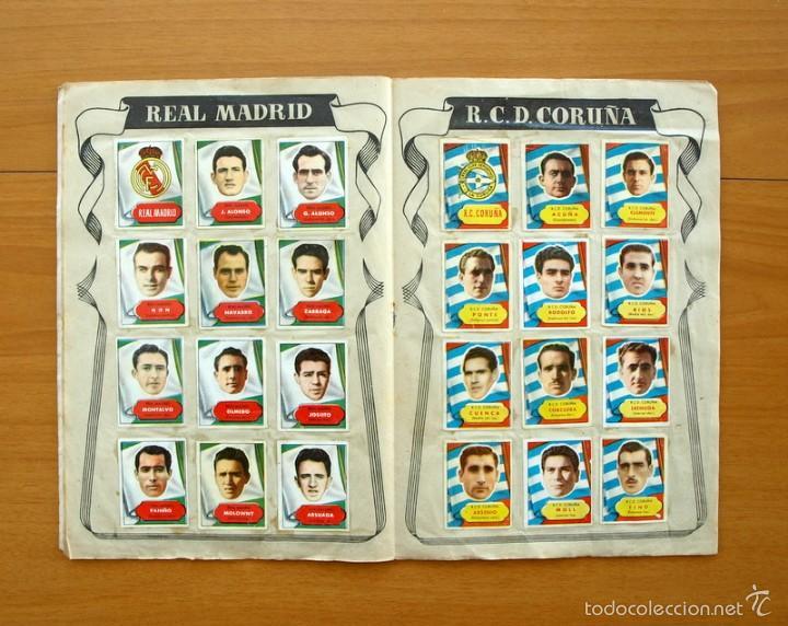 Álbum de fútbol completo: Ases del fútbol - Liga 1952-1953, 52-53 - Editorial Bruguera - COMPLETO - ver fotos interiores - Foto 6 - 58243204