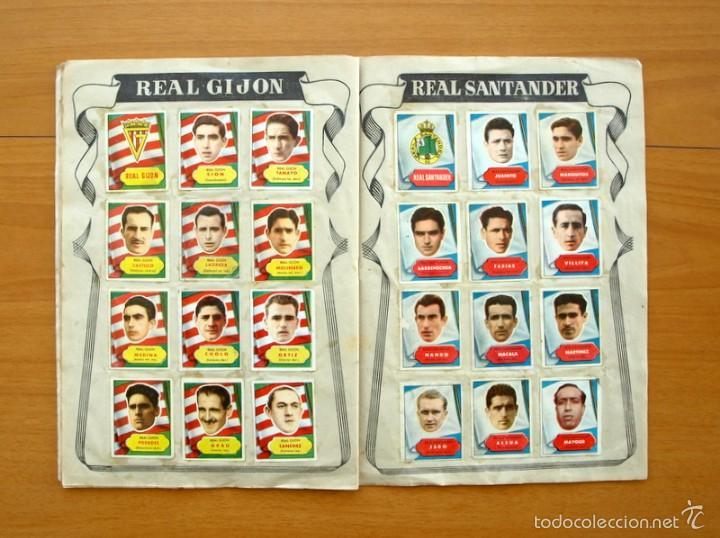 Álbum de fútbol completo: Ases del fútbol - Liga 1952-1953, 52-53 - Editorial Bruguera - COMPLETO - ver fotos interiores - Foto 8 - 58243204