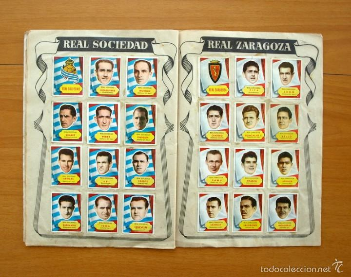 Álbum de fútbol completo: Ases del fútbol - Liga 1952-1953, 52-53 - Editorial Bruguera - COMPLETO - ver fotos interiores - Foto 9 - 58243204
