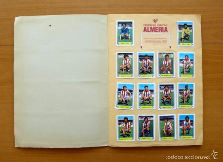 Álbum de fútbol completo: Campeonato de Liga 80-81, 1980-1981 - Ediciones Este - COMPLETO - Foto 2 - 59031940