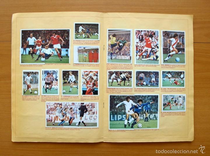 Álbum de fútbol completo: Campeonato de Liga 80-81, 1980-1981 - Ediciones Este - COMPLETO - Foto 8 - 59031940