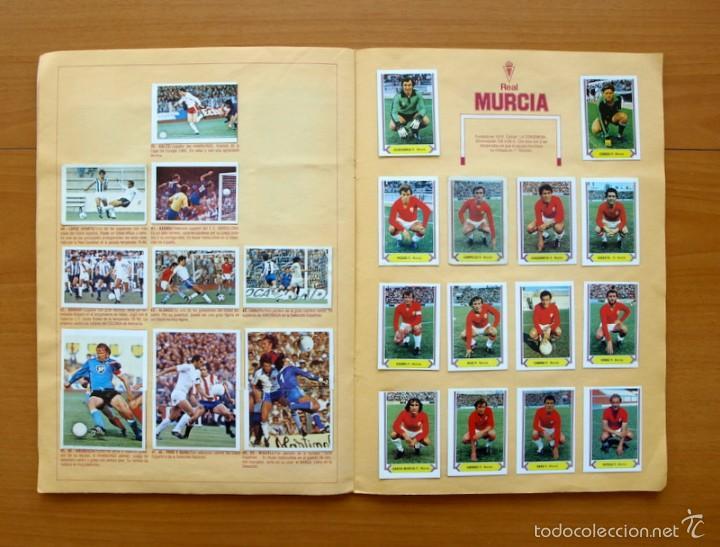 Álbum de fútbol completo: Campeonato de Liga 80-81, 1980-1981 - Ediciones Este - COMPLETO - Foto 9 - 59031940