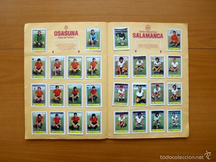 Álbum de fútbol completo: Campeonato de Liga 80-81, 1980-1981 - Ediciones Este - COMPLETO - Foto 10 - 59031940