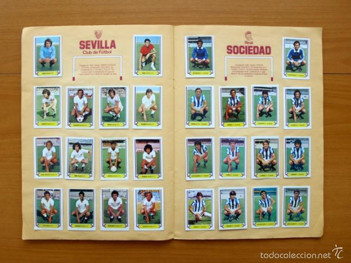 Álbum de fútbol completo: Campeonato de Liga 80-81, 1980-1981 - Ediciones Este - COMPLETO - Foto 11 - 59031940