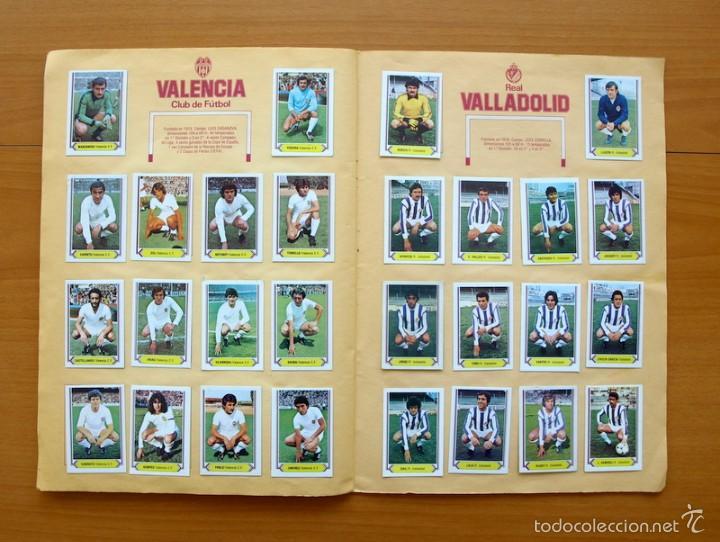 Álbum de fútbol completo: Campeonato de Liga 80-81, 1980-1981 - Ediciones Este - COMPLETO - Foto 12 - 59031940