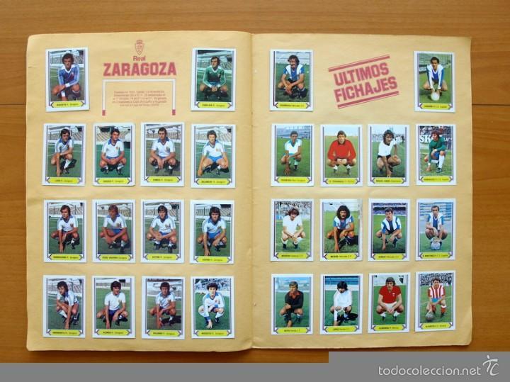Álbum de fútbol completo: Campeonato de Liga 80-81, 1980-1981 - Ediciones Este - COMPLETO - Foto 13 - 59031940