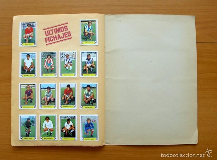 Álbum de fútbol completo: Campeonato de Liga 80-81, 1980-1981 - Ediciones Este - COMPLETO - Foto 14 - 59031940