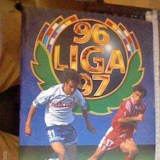 Álbum de fútbol completo: ALBUM ESTE COMPLETO 1996 97 96 1997 ANDERSSON VS DIFICIL MUCHOS DOBLES . Lote 60160727