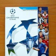 Álbum de fútbol completo: CHAMPIONS LEAGUE 2012-2013, 12-13 - EDITORIAL PANINI - COMPLETO - VER FOTOS INTERIORES. Lote 60370583