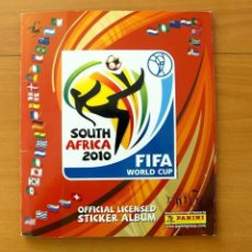 Álbum de fútbol completo: FIFA WORLD CUP SOUTH AFRICA 2010 - EDITORIAL PANINI - VER FOTOS INTERIORES. Lote 60374447