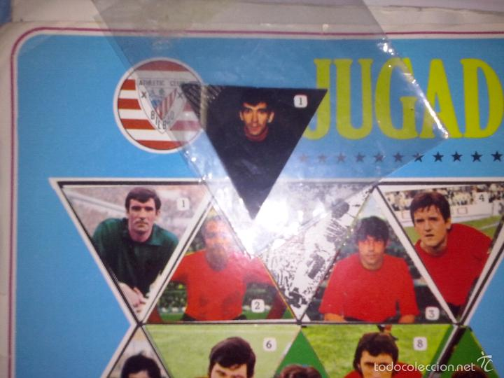 Álbum de fútbol completo: doble versión de Iribar (de noche y de dia) en adhesivo - Foto 18 - 40118086