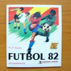Álbum de fútbol completo: FUTBOL 82 - EDITORIAL PANINI 1981-1982, 81-82 - COMPLETO. Lote 61453331