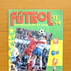 Album de football complet: FÚTBOL 93-94, 1993-1994 - EDITORIAL PANINI - COMPLETO. Lote 61456347
